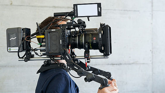 ARRI Alexa mini camera